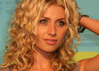 blondes, women, actress, celebrity, singers, Alyson Michalka - related desktop wallpaper