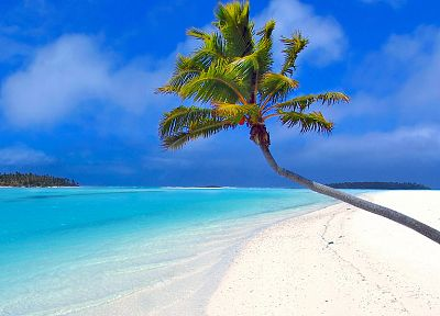 landscapes, nature, paradise, islands, sea, beaches - related desktop wallpaper