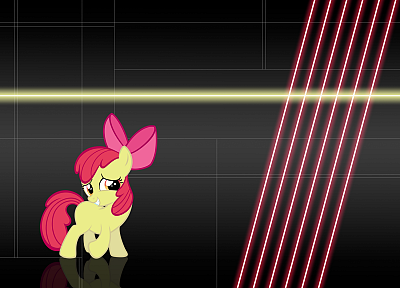 My Little Pony, backgrounds, Apple Bloom - related desktop wallpaper