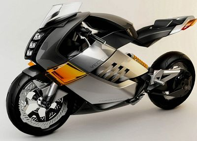 futuristic, motorbikes, vectrix - desktop wallpaper