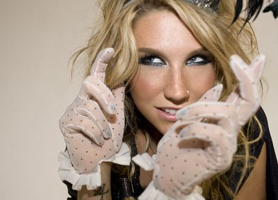 women, celebrity, Kesha Sebert - desktop wallpaper