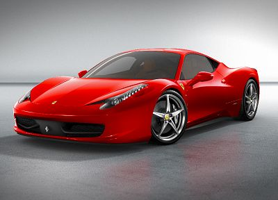 cars, Ferrari 458 Italia - random desktop wallpaper