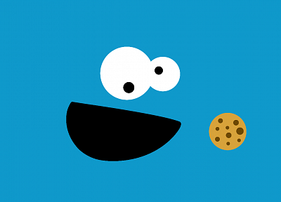 Cookie Monster - desktop wallpaper