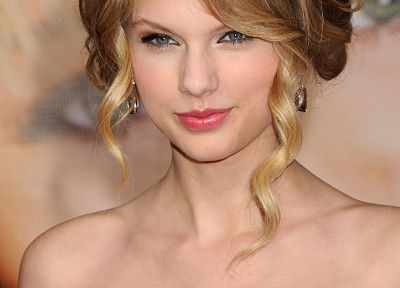 blondes, women, Taylor Swift, celebrity - desktop wallpaper