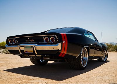 cars, muscle cars, Dodge Charger R/T - desktop wallpaper