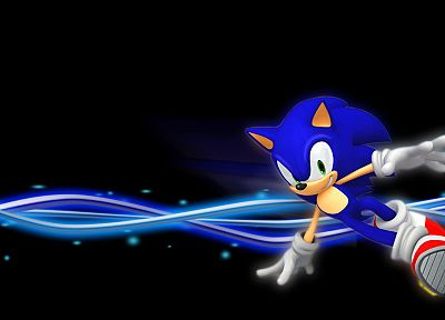Sonic the Hedgehog, video games, Sega Entertainment - random desktop wallpaper