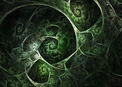abstract, fractals, apophysis, spirals - random desktop wallpaper