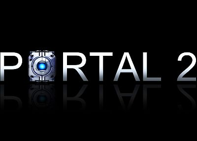 Portal, Portal 2 - related desktop wallpaper