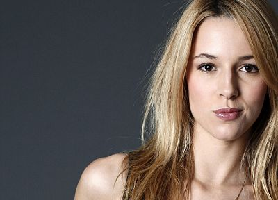 blondes, women, Alona Tal - desktop wallpaper