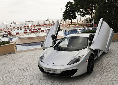 cars, McLaren MP4-12C - random desktop wallpaper