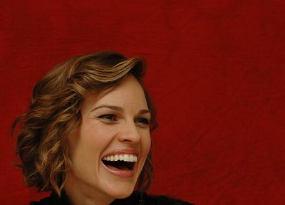 Hilary Swank - desktop wallpaper