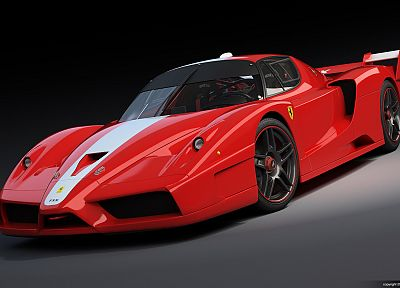 cars, Ferrari, vehicles, Ferrari FXX, red cars - desktop wallpaper