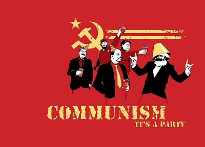 communism, party - desktop wallpaper