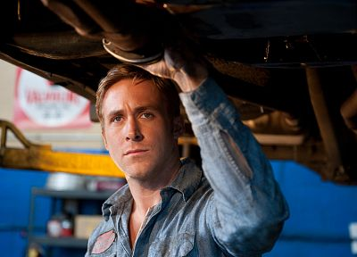 Ryan Gosling, Drive (movie) - random desktop wallpaper