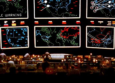 movies, NORAD, WarGames - desktop wallpaper