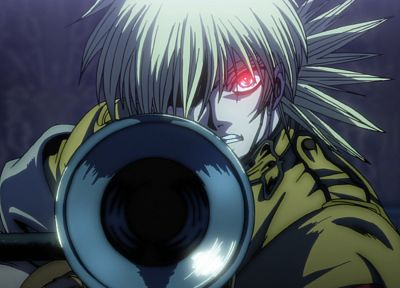 Hellsing, Seras Victoria, Hellsing Ultimate - related desktop wallpaper