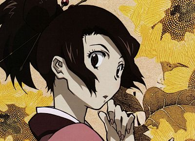 Samurai Champloo, Fuu Kasumi, anime - desktop wallpaper