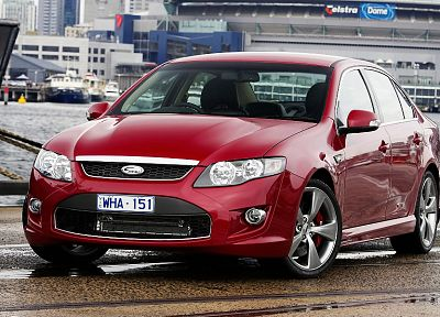 cars, Ford, Ford Falcon, FPV GT, Aussie Muscle Car, Ford Australia, FPV GT-E - desktop wallpaper