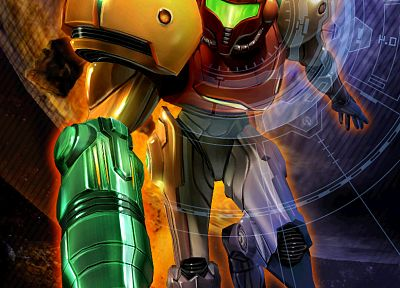 Metroid, Samus Aran - random desktop wallpaper