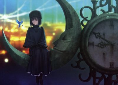 Type-Moon, anime, Mahou Tsukai no Yoru, Kuonji Alice - popular desktop wallpaper