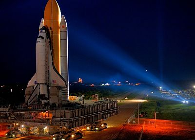Space Shuttle, NASA, launch pad, Space Shuttle Discovery - related desktop wallpaper