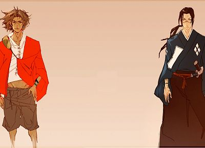 Samurai Champloo - random desktop wallpaper