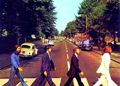 Abbey Road, music, The Beatles, band - desktop wallpaper