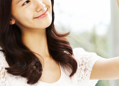 women, Girls Generation SNSD, celebrity, Im YoonA - random desktop wallpaper