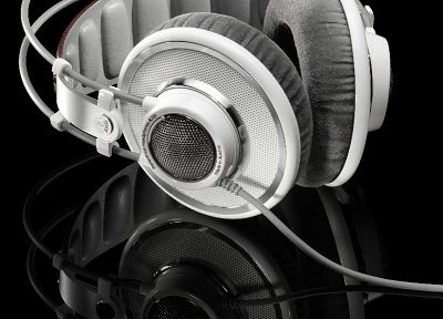 headphones, AKG Acoustics - related desktop wallpaper