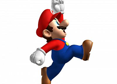 Mario, Super Mario, Super Mario Bros. - random desktop wallpaper