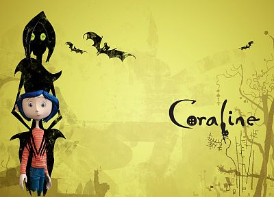 Coraline - desktop wallpaper