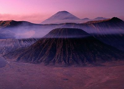 dawn, java, Indonesia, Mount, bromo - related desktop wallpaper