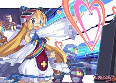 Disgaea - random desktop wallpaper