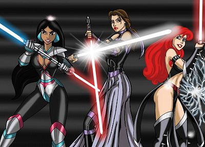Star Wars, princess, Sith, Disney Princesses - random desktop wallpaper