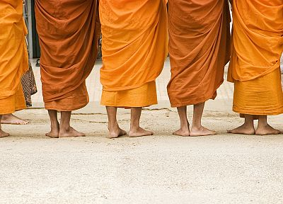 Buddhism, Cambodia, Monks - random desktop wallpaper