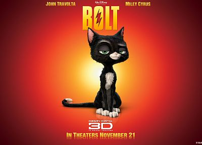 movies, Bolt (2008) - random desktop wallpaper