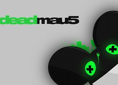 music, Deadmau5, simple - related desktop wallpaper