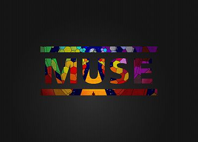 music, Muse, music bands, logos - related desktop wallpaper