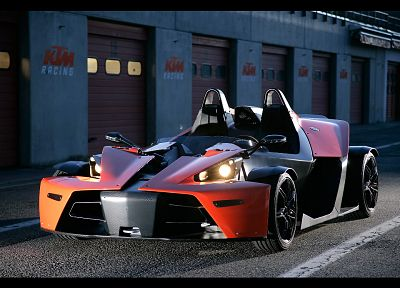 cars, ktm, vehicles, KTM X-BOW, sports cars - desktop wallpaper