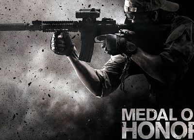 video games, Medal Of Honor - random desktop wallpaper