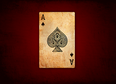 cards, Ace, ace of spades - related desktop wallpaper
