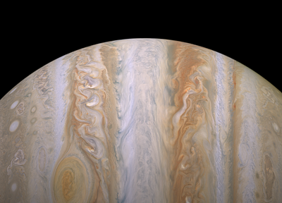 outer space, Solar System, planets, Jupiter - desktop wallpaper