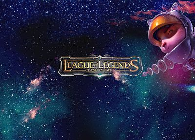 League of Legends, Teemo - desktop wallpaper