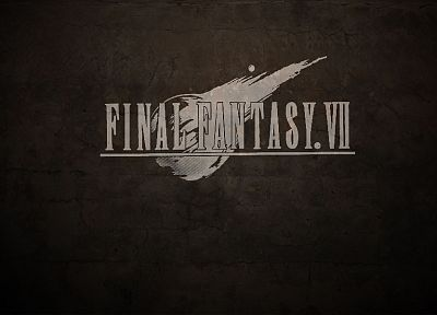 Final Fantasy VII - related desktop wallpaper