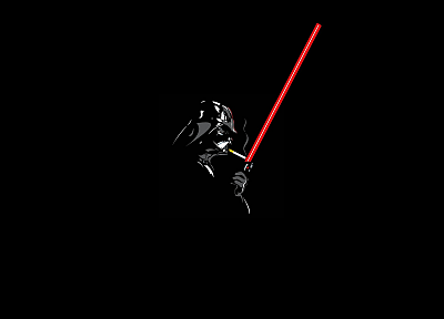 smoking, Star Wars, dark, lightsabers, cigarettes, black background - desktop wallpaper