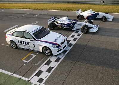 BMW, cars, Formula One, wtcc - random desktop wallpaper