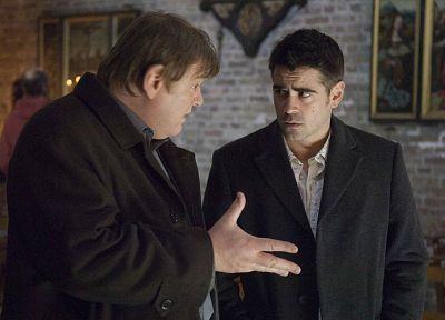 Colin Farrell, In Bruges, Brendan Gleeson - random desktop wallpaper