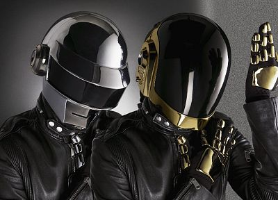 Daft Punk - related desktop wallpaper