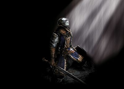 Dark Souls - random desktop wallpaper