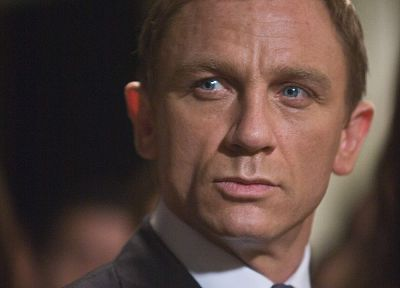 Quantum of Solace, men, James Bond, actors, Daniel Craig - random desktop wallpaper